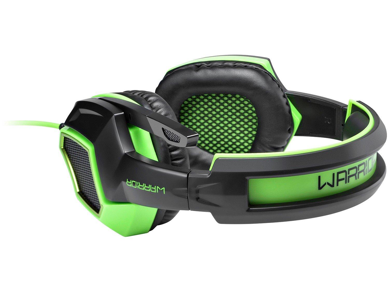 Foto 4 - Headset Gamer para PC - Warrior PH224 Iluminado com LED
