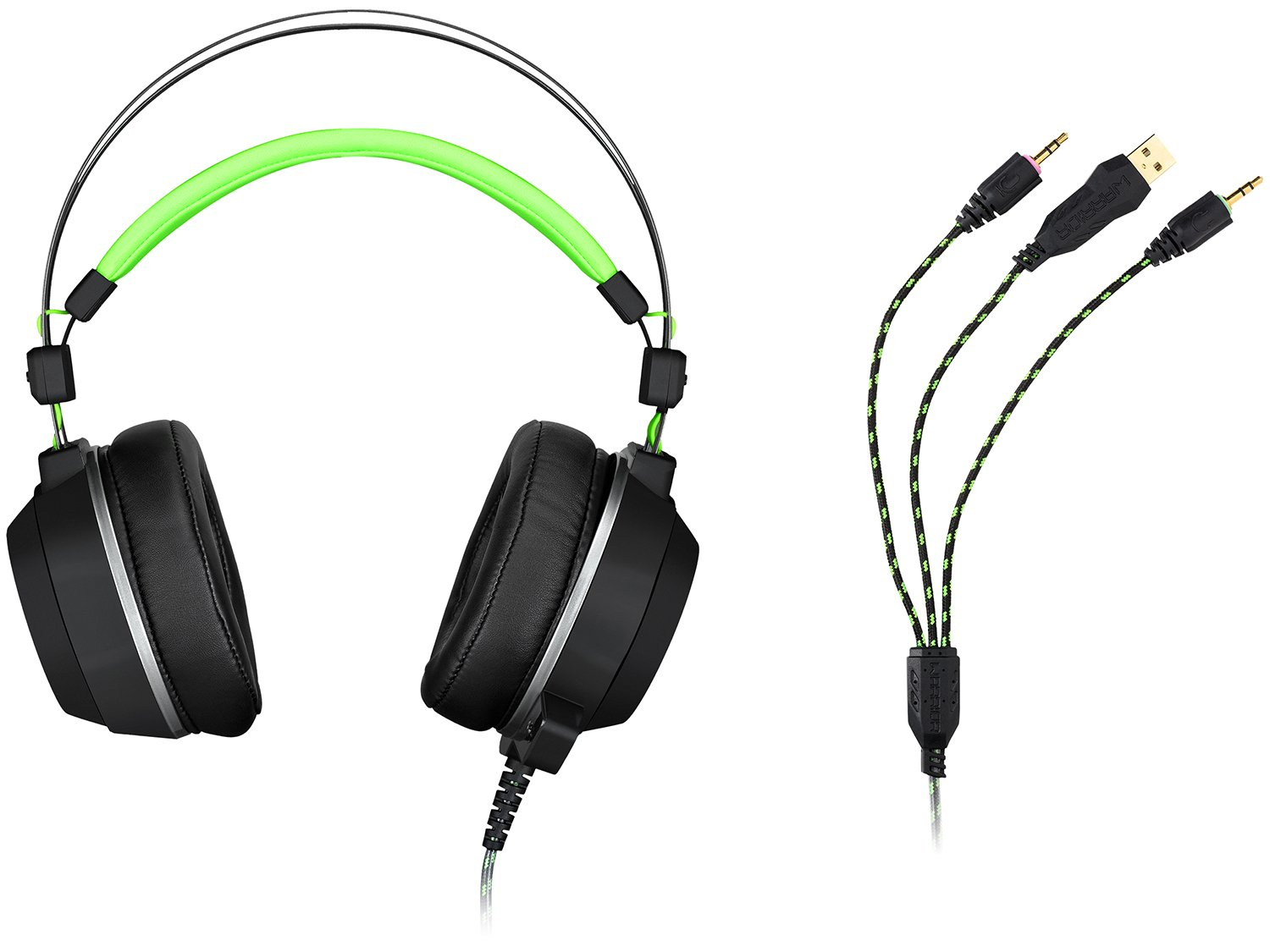 Foto 3 - Headset Gamer para PC Warrior - PH225 Iluminado com LED