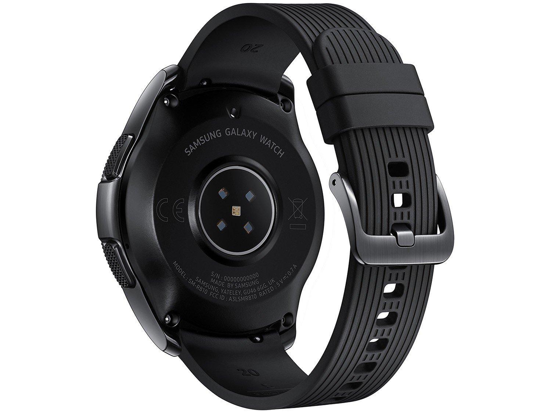 "SmartWatch Samsung Galaxy Watch BT Display 1,2"" - 4GB Proc. Dual Core - 6"