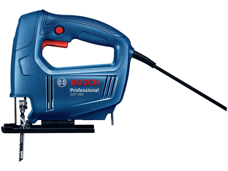 Serra Tico-Tico Bosch GST 650 Professional - 450W - 110v - 3