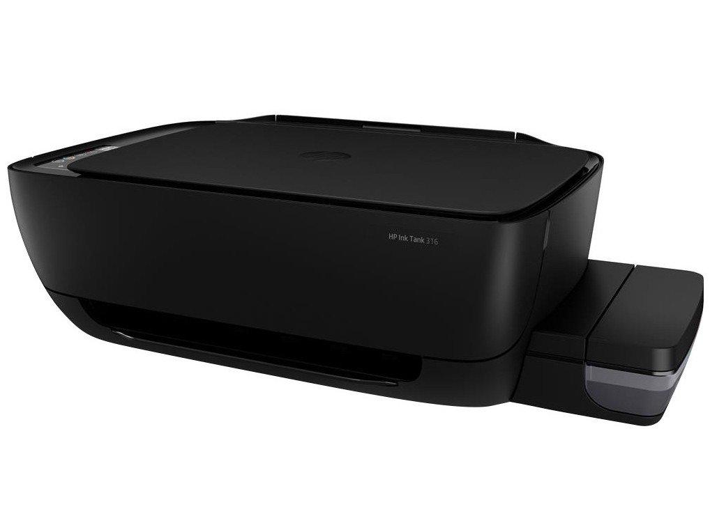 Foto 4 - Impressora Multifuncional HP Ink Tank 316 - Jato de Tinta Colorida LCD 1,14 USB