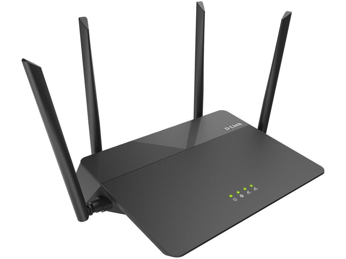 Foto 2 - Roteador Wi-Fi D-Link DIR-878 1900mbps - 4 Antenas 5 Portas