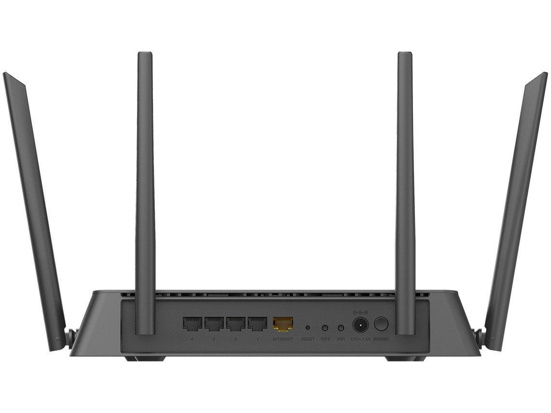 Foto 4 - Roteador Wi-Fi D-Link DIR-878 1900mbps - 4 Antenas 5 Portas