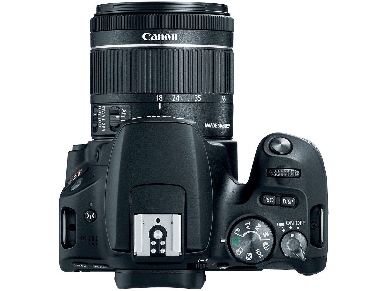 Câmera Digital Canon EOS Rebel SL2 DSLR 24.2 MP Full HD Wi-Fi Bluetooth - 12