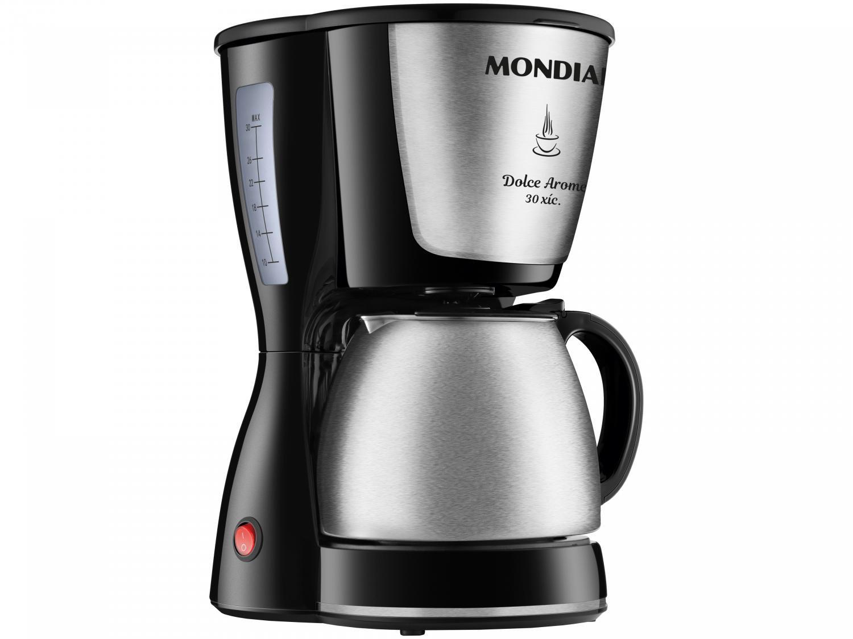 Cafeteira Elétrica Mondial Dolce Arome C-37JI - 30 Xícaras - 110 V