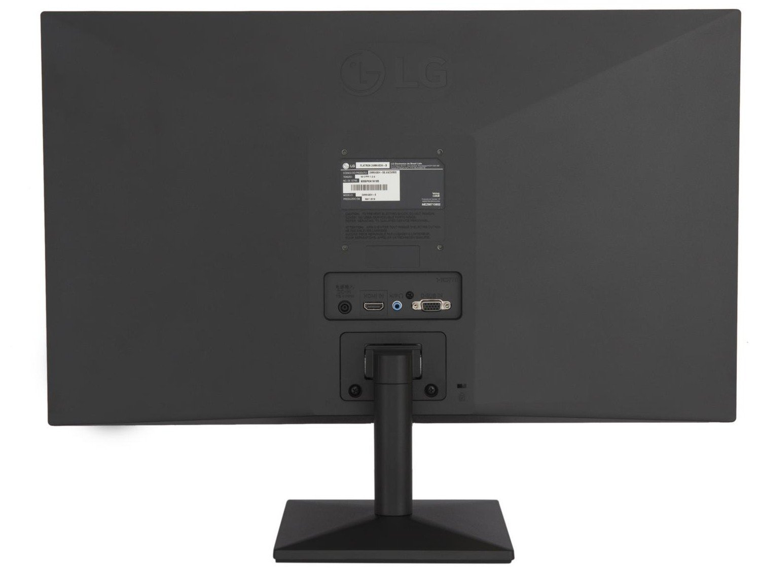 Foto 7 - Monitor para PC Full HD LG LED IPS 23,8 - 24MK430HN/AB.AWZ