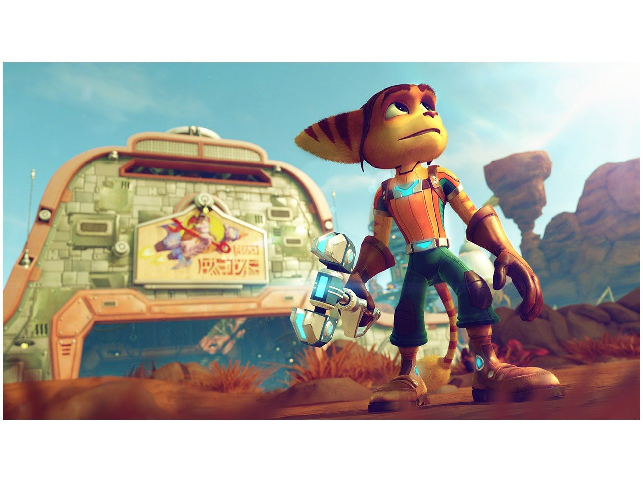 Ratchet & Clank para PS4 - Insomniac Games - 4