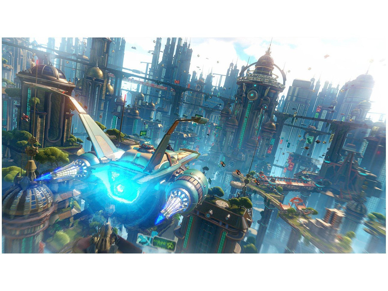 Ratchet & Clank para PS4 - Insomniac Games - 6