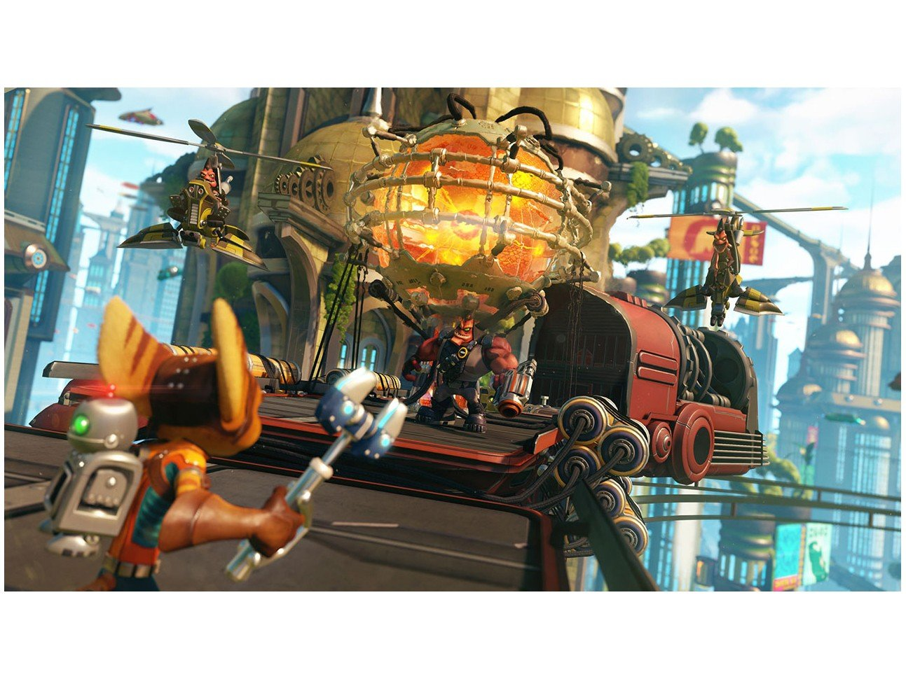 Ratchet & Clank para PS4 - Insomniac Games - 7