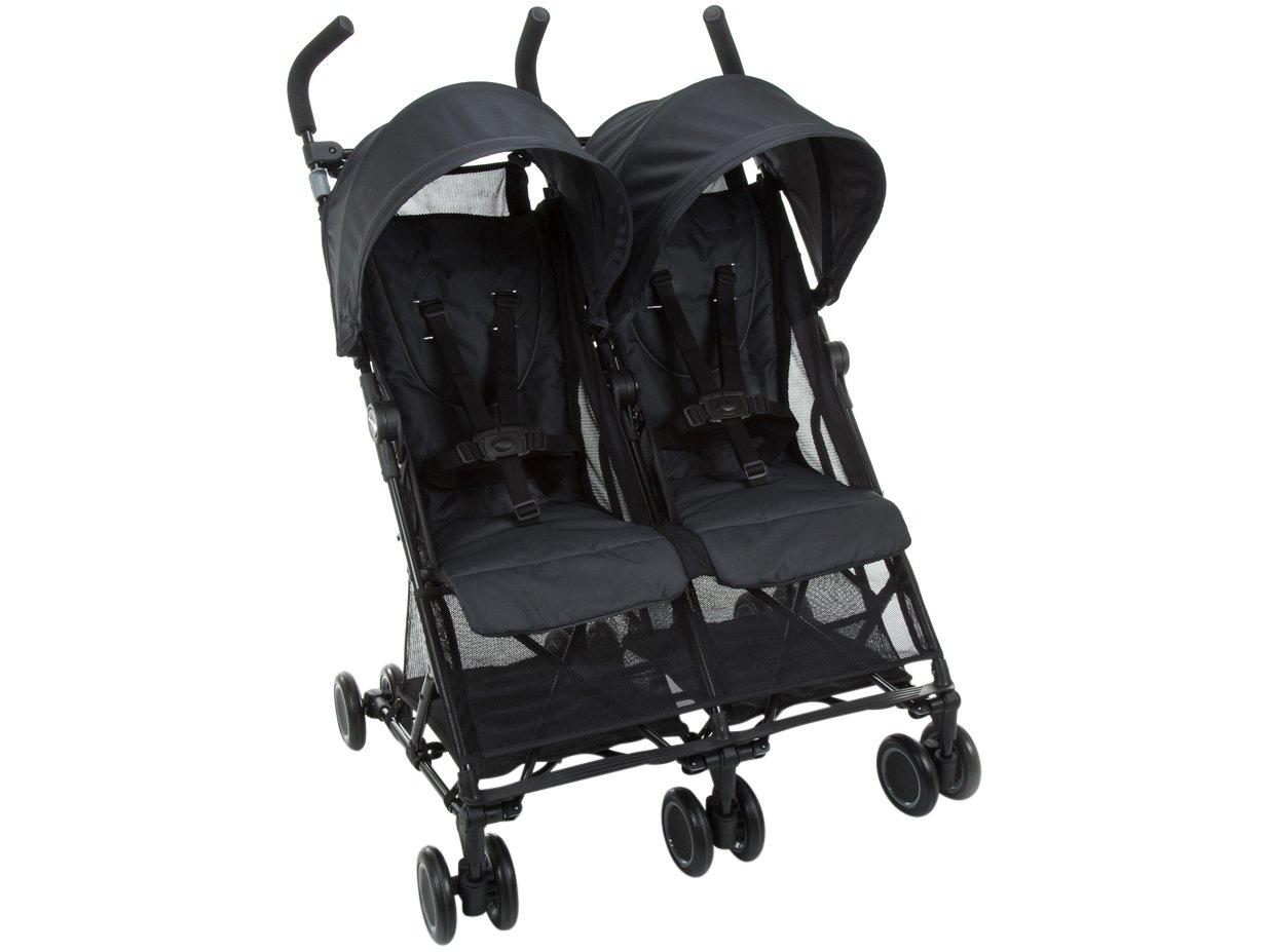 Carrinho de Bebê Safety 1st IMP01379 6 Rodas - Gêmeo para Crianças até 15kg