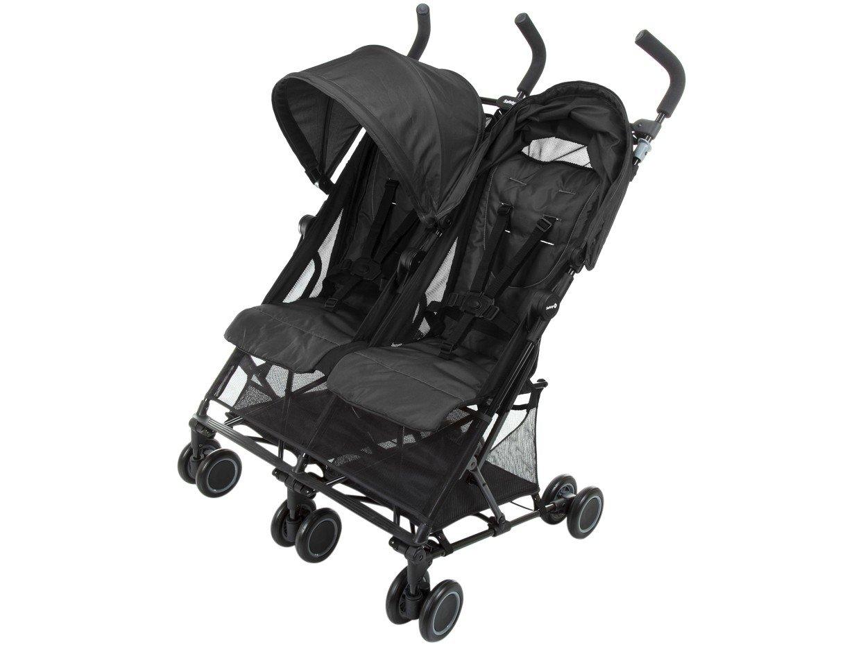 Carrinho de Bebê Safety 1st IMP01379 6 Rodas - Gêmeo para Crianças até 15kg - 8