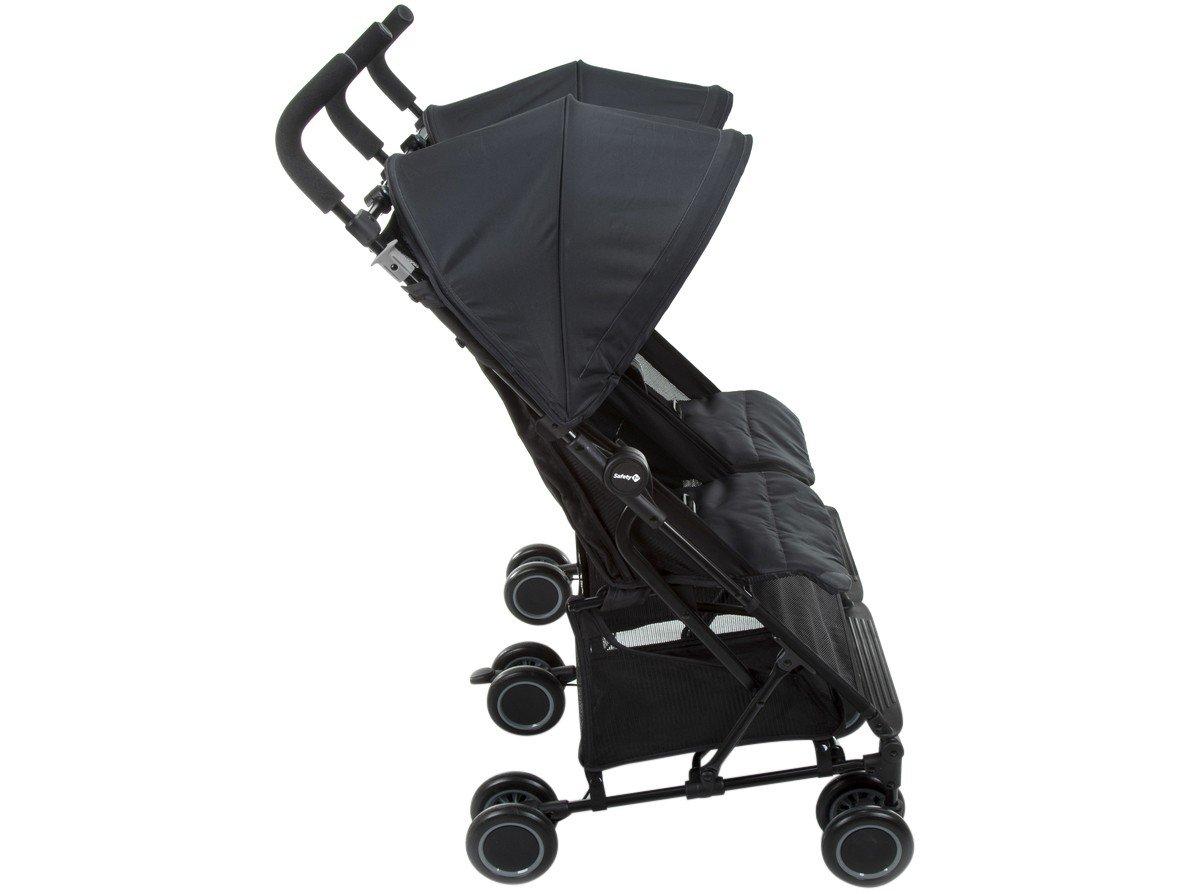 Carrinho de Bebê Safety 1st IMP01379 6 Rodas - Gêmeo para Crianças até 15kg - 12