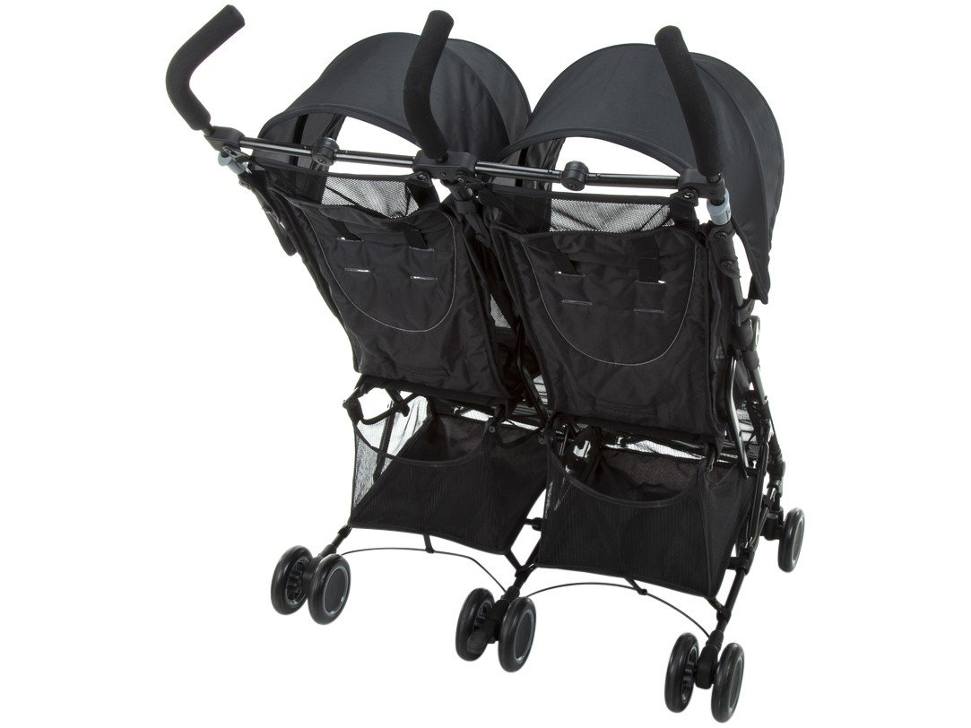Carrinho de Bebê Safety 1st IMP01379 6 Rodas - Gêmeo para Crianças até 15kg - 16