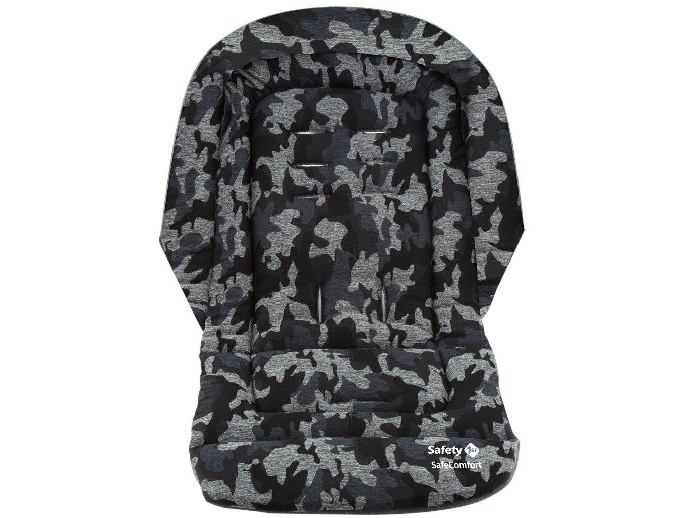 Colchonete para Carrinho de Bebê SafeComfort - Safety 1st Grey Army - 8