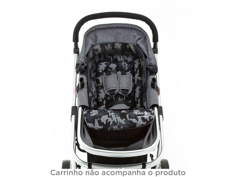Colchonete para Carrinho de Bebê SafeComfort - Safety 1st Grey Army - 16