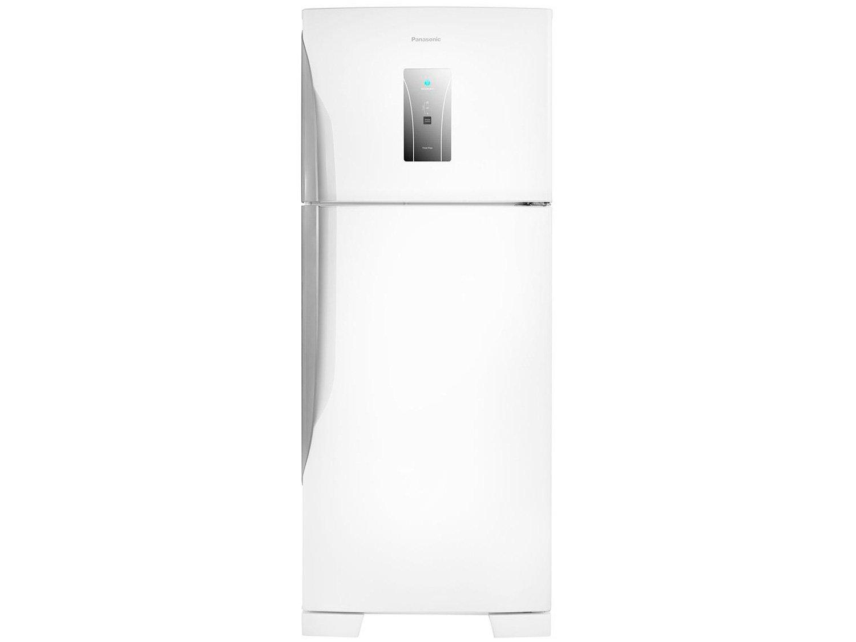 Refrigerador Panasonic NR BT50BD3WA Frost Free Econavi 435 Litros Branco - 110v