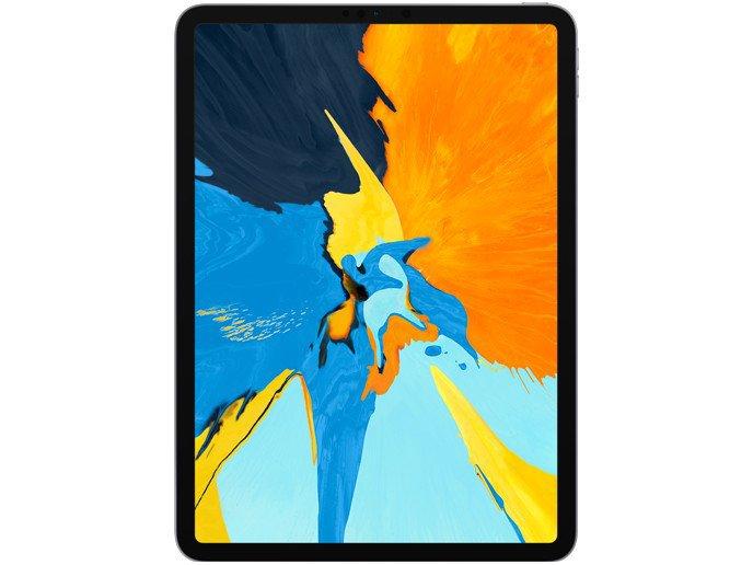 Foto 2 - iPad Pro Apple 512GB Cinza Espacial 11 Retina - Proc. A12X Câm. 12MP + Frontal 7MP iOS 12