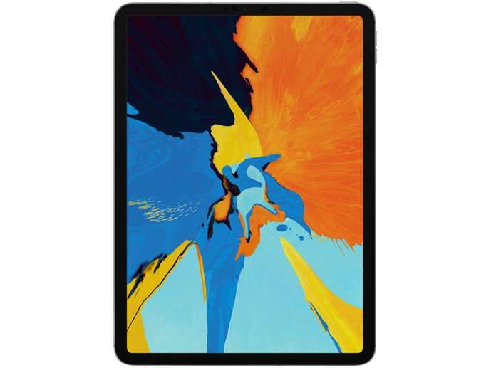 Foto 2 - iPad Pro Apple 4G 64GB Cinza Espacial 11 Retina - Proc. A12X Câm. 12MP + Frontal 7MP iOS 12