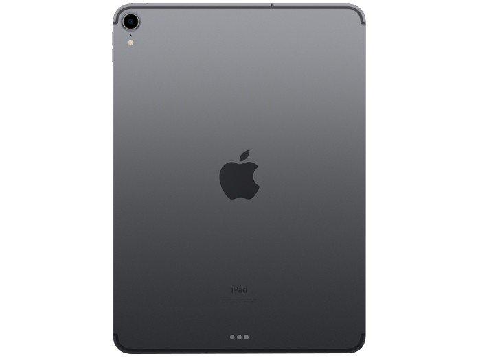 Foto 4 - iPad Pro Apple 4G 256GB Cinza Espacial 11 Retina - Proc. A12X Câm. 12MP + Frontal 7MP iOS 12