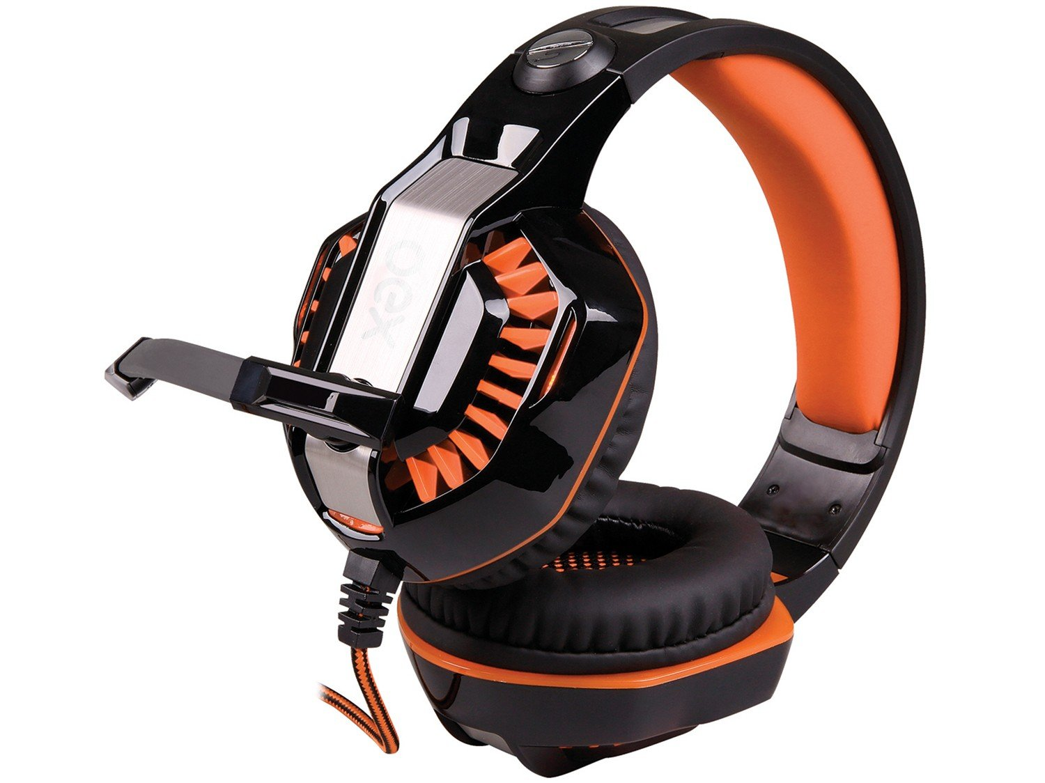 Foto 2 - Headset Gamer OEX Beast HS404 - para PC