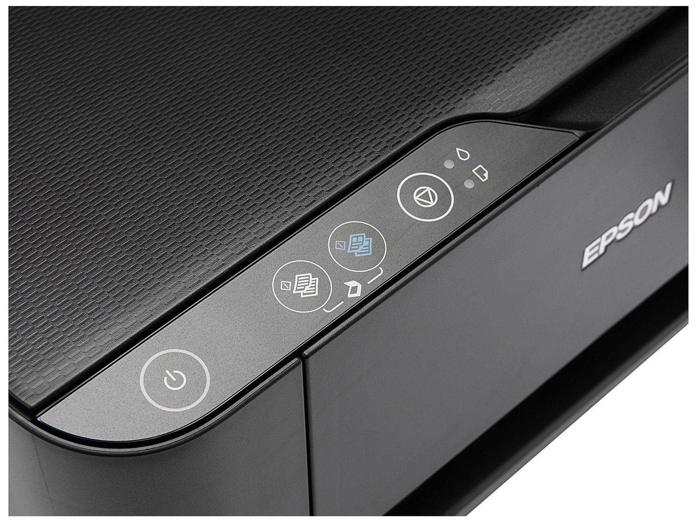 Impressora Multifuncional Epson EcoTank L3110 - Tanque de Tinta Colorida USB - Bivolt - 6