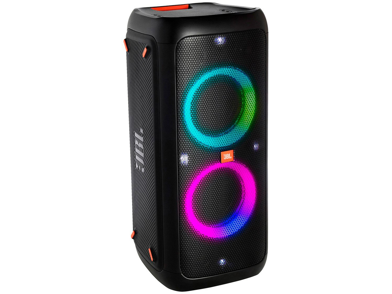 Caixa de Som Portátil Bluetooth JBL Party Box 300 - USB 120W - Bivolt
