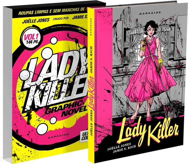 Lady Killer - Graphic Novel -