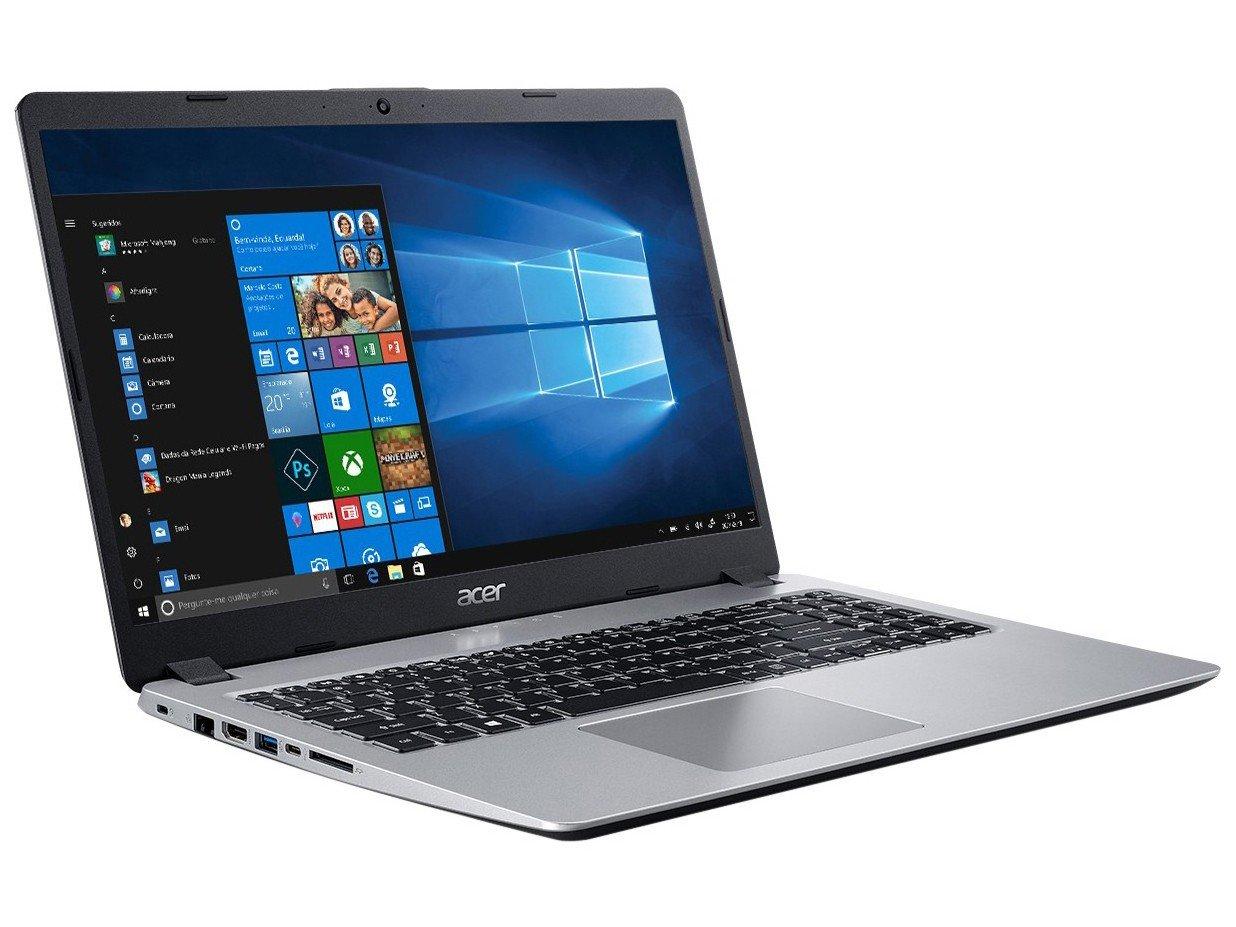 "Notebook Acer Aspire 5 A515-52-536H Intel Core i5 - 8GB SSD 256GB 15,6"" Windows 10 - Bivolt - 2"