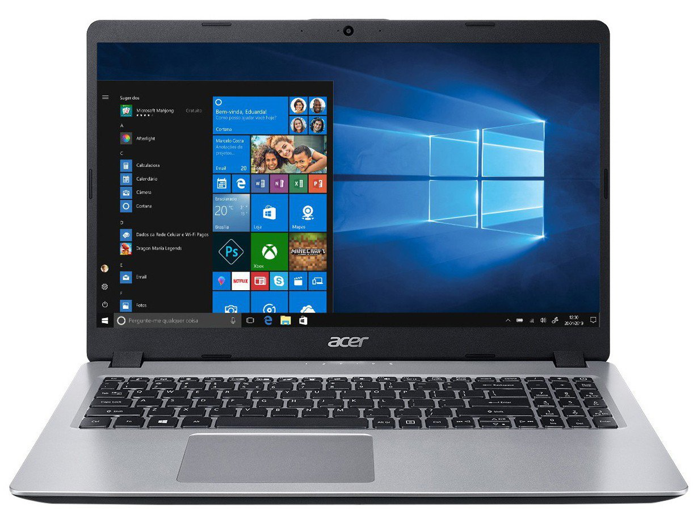 "Notebook Acer Aspire 5 A515-52-536H Intel Core i5 - 8GB SSD 256GB 15,6"" Windows 10 - Bivolt - 3"
