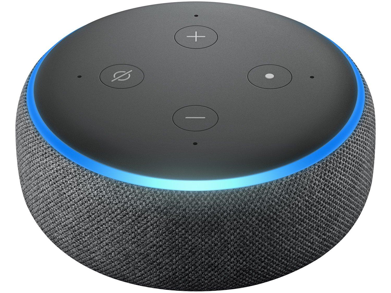 Echo Dot 3ª Geração Smart Speaker com Alexa - Amazon - Bivolt