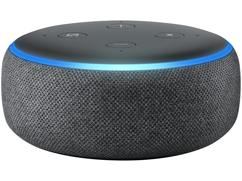 Echo Dot 3ª Geração Smart Speaker com Alexa - Amazon - Bivolt - 1