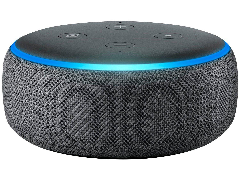 Echo Dot 3ª Geração Smart Speaker com Alexa - Amazon - Bivolt - 2
