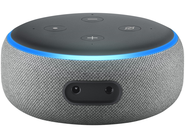 Echo Dot 3ª Geração Smart Speaker com Alexa - Amazon - Bivolt - 3