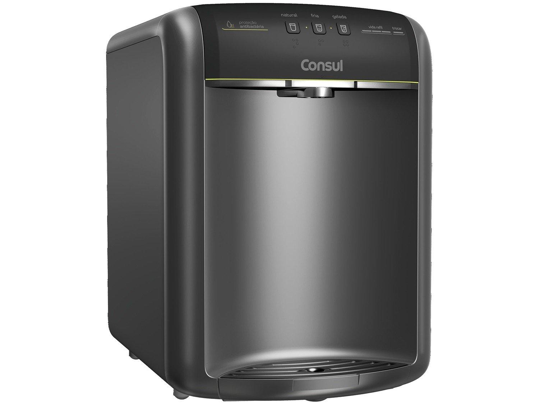 Purificador de Água Consul - Refrigerado por Compressor Titanium CPB36 AF - 110 V - 1