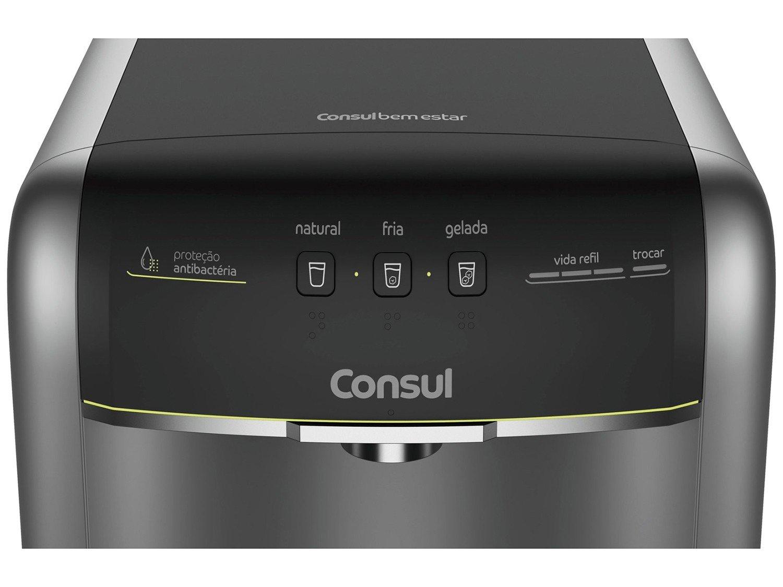 Purificador de Água Consul - Refrigerado por Compressor Titanium CPB36 AF - 110 V - 3