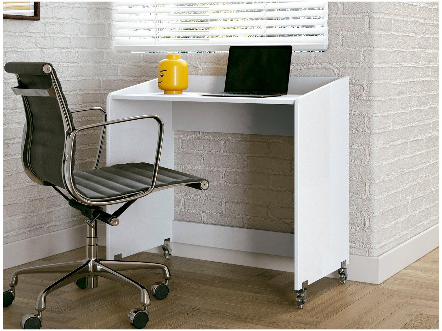 Foto 2 - Escrivaninha para Computador Santos Andirá - Conect