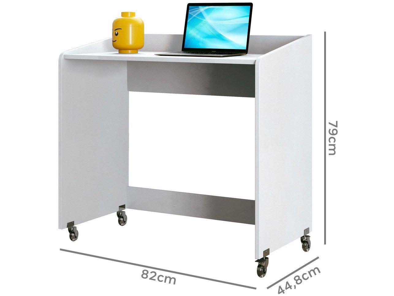 Foto 3 - Escrivaninha para Computador Santos Andirá - Conect