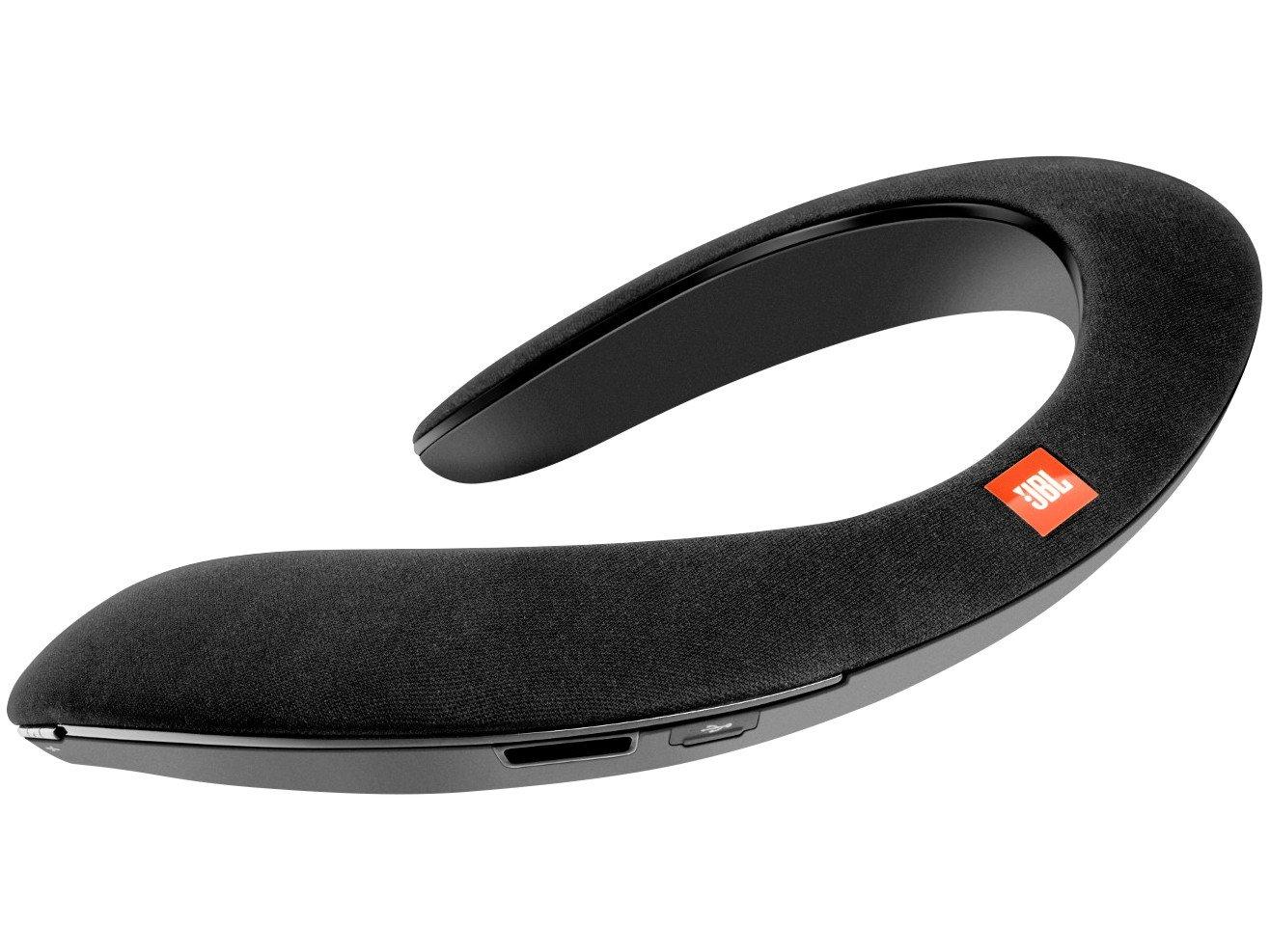 Caixa de Som Bluetooth JBL Soundgear Portátil - com Microfone Preta - Bivolt - 1