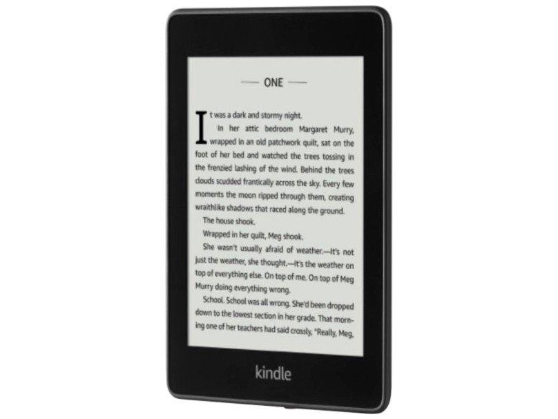 "Novo Kindle Paperwhite Amazon à Prova de Água - Tela 6"" 8GB Wi-Luz Embutida Preto - Bivolt - 8"