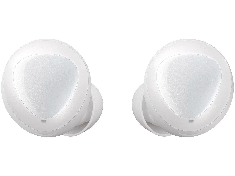 Fone de Ouvido Bluetooth Samsung Buds Galaxy - Intra-auricular com Microfone Branco - 3