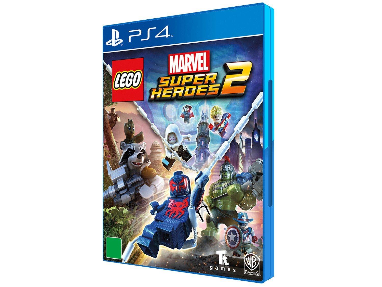 Jogo LEGO Marvel Super Heroes - PS4 - 3