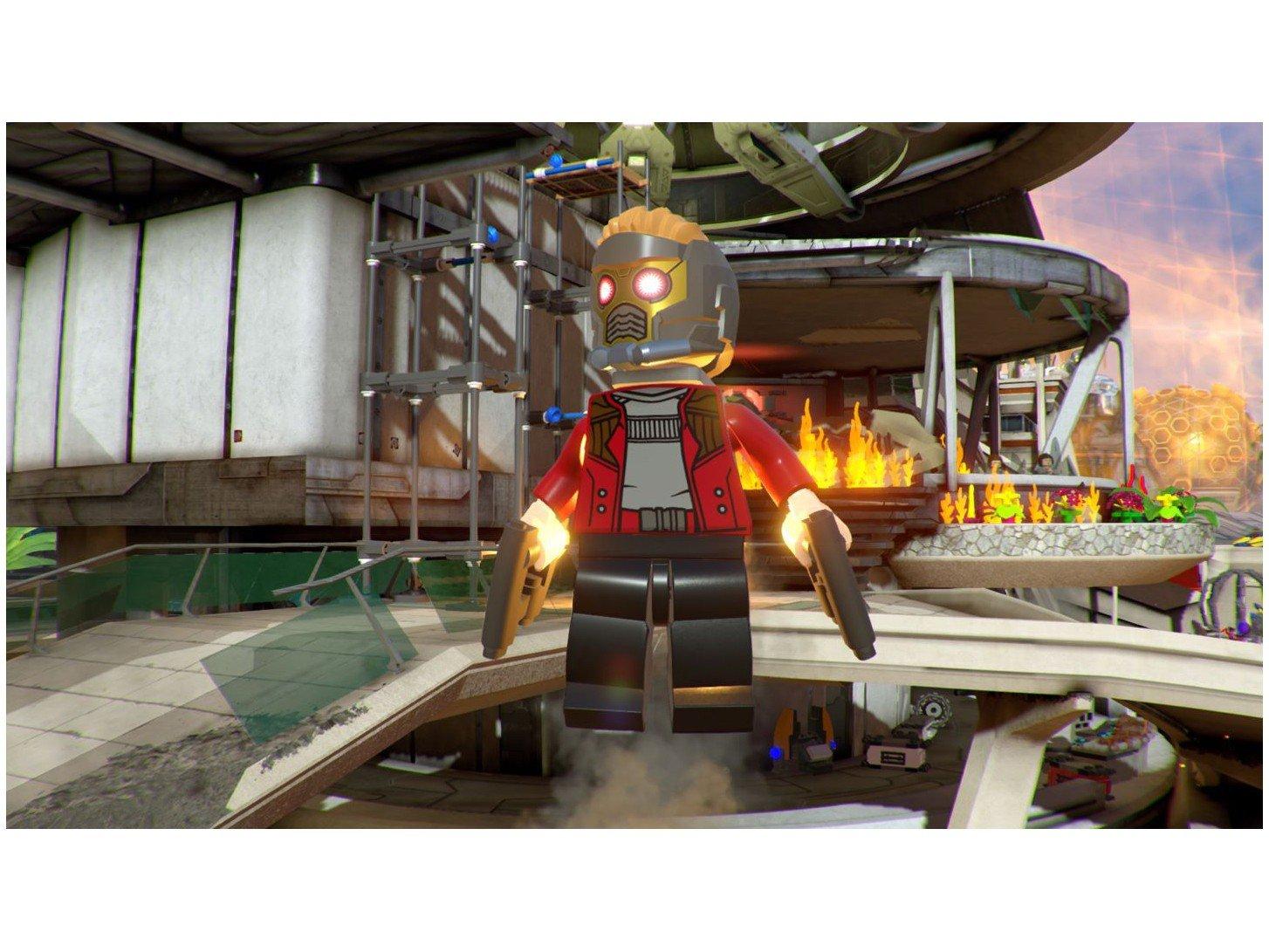 Jogo LEGO Marvel Super Heroes - PS4 - 7