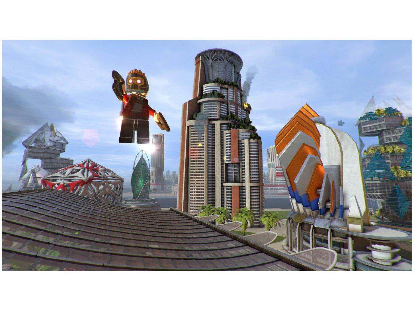 Jogo LEGO Marvel Super Heroes - PS4 - 11