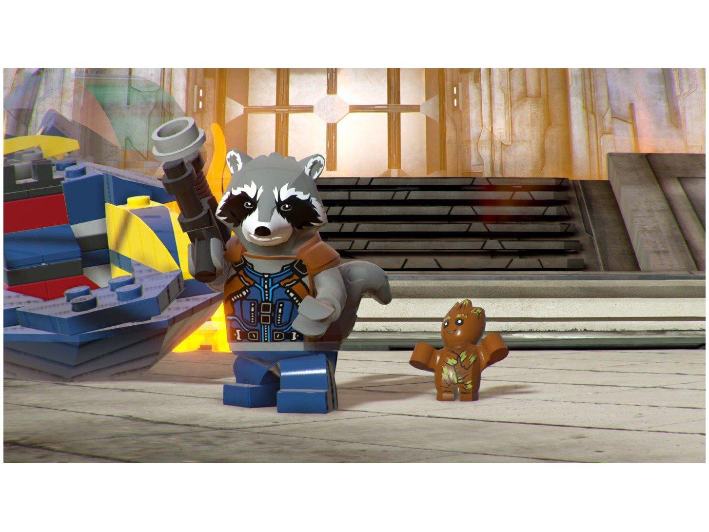 Jogo LEGO Marvel Super Heroes - PS4 - 15