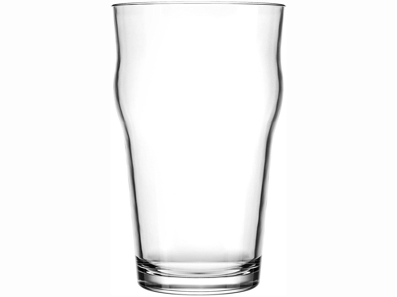 Jogo de Copos de Vidro para Cerveja 5 Peças - Nadir Kit Para Cervejas Especiais - 4