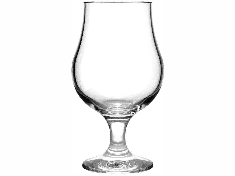 Jogo de Copos de Vidro para Cerveja 5 Peças - Nadir Kit Para Cervejas Especiais - 5