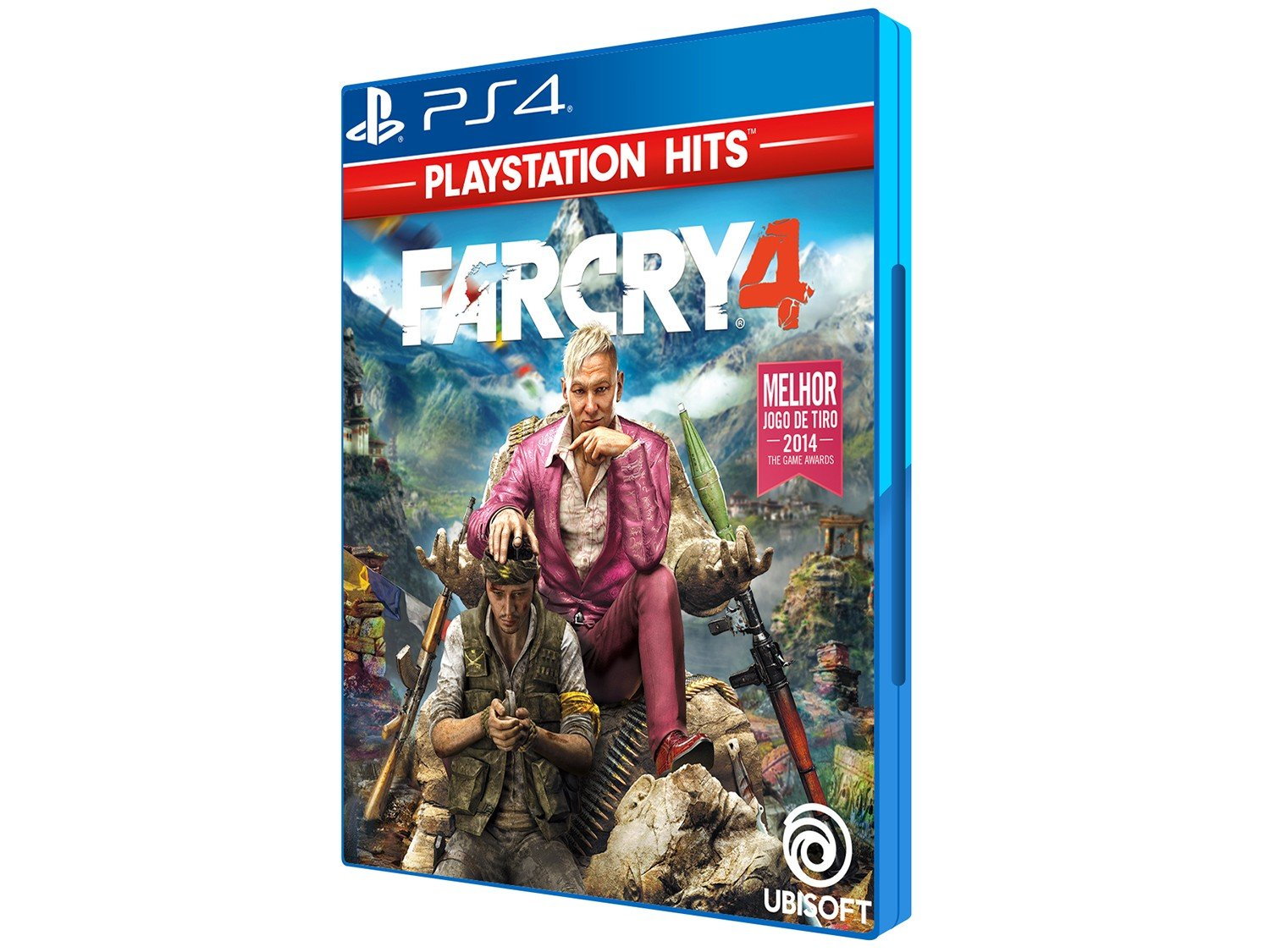 Far Cry 4 para PS4 - Ubisoft