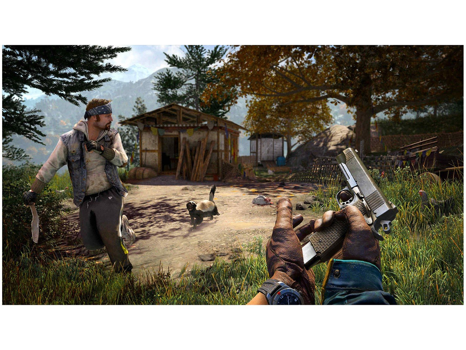 Far Cry 4 para PS4 - Ubisoft - 4