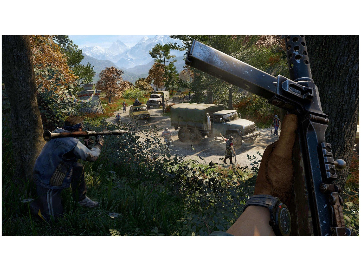 Far Cry 4 para PS4 - Ubisoft - 5