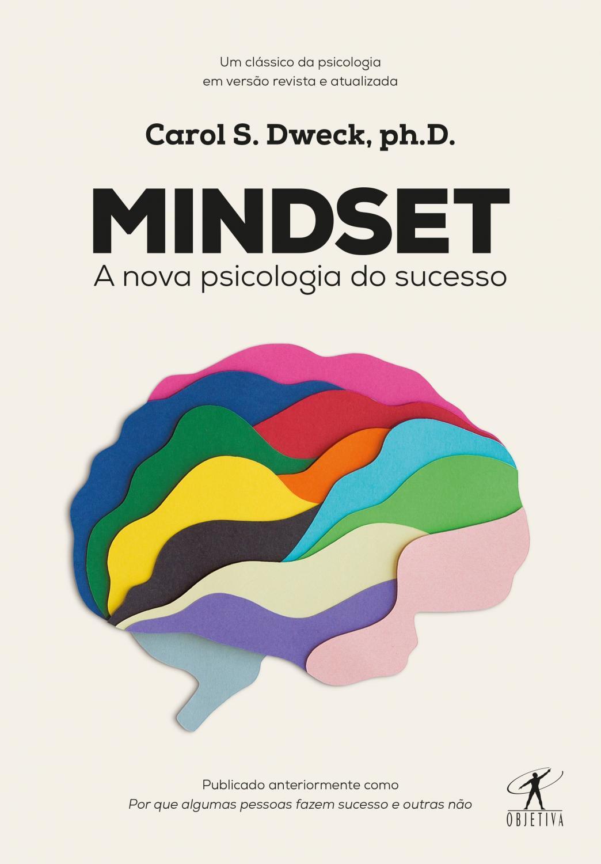 Livro Mindset - Carol S. Dweck